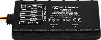 Teltonika GPS Tracker FMB 920